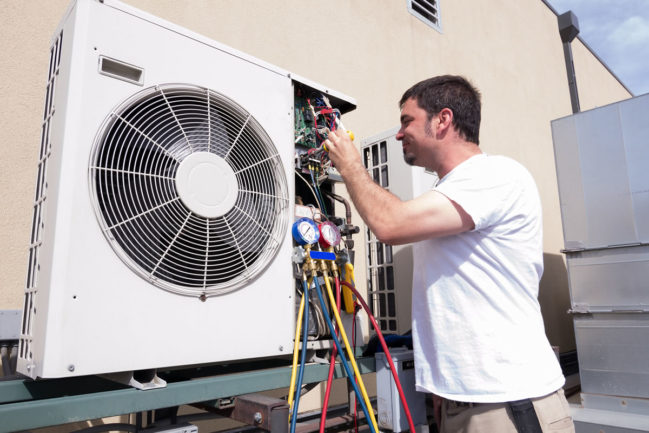 Getting an HVAC Inspection in Michigan