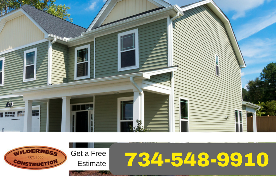 Factors That Affect the Cost of Vinyl Siding in Ann Arbor Michigan