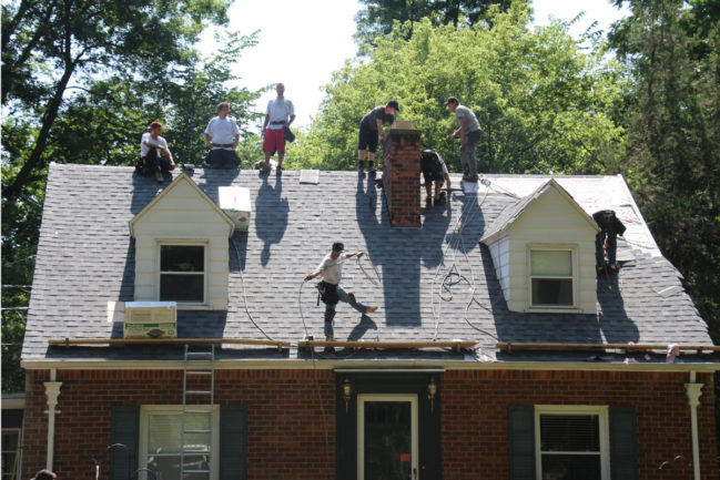 Install Roof in Canton MI
